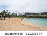 Turtle Bay  Oahu  Hawaii  ...