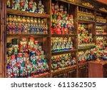 gulangyu island  china  ... | Shutterstock . vector #611362505