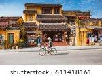 hoi an  vietnam   march 15 ... | Shutterstock . vector #611418161