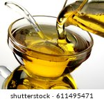 mexican agave nectar   Shutterstock . vector #611495471