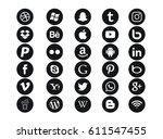 london  uk   august 23rd 2016 ... | Shutterstock . vector #611547455
