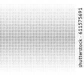 halftone on white for... | Shutterstock .eps vector #611575691