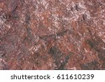 Red Stone Surface Texture...