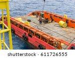 offshore terengganu  malaysia.... | Shutterstock . vector #611726555