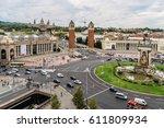 barcelona  spain   september 10 ... | Shutterstock . vector #611809934