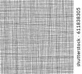 thread fabric texture. abstract ... | Shutterstock .eps vector #611838305