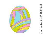 Mod Pattern Easter Egg