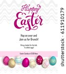 Easter Egg Holiday Template