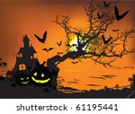 vector illustration contains... | Shutterstock .eps vector #61195441