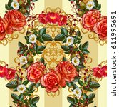 Pattern  Seamless  Floral...