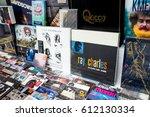 prague  czech republic   18...   Shutterstock . vector #612130334