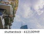 milan  italy   march 2017 ... | Shutterstock . vector #612130949