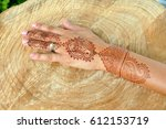 Tattoo With Henna  India....