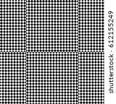 vector seamless pattern.... | Shutterstock .eps vector #612155249