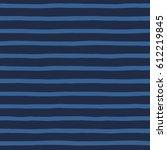 stripes seamless vector pattern.... | Shutterstock .eps vector #612219845