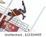kangar 01 jun 2014   athletes... | Shutterstock . vector #612334409