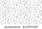 musical or classic music notes...   Shutterstock .eps vector #612351539
