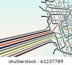 abstract editable vector... | Shutterstock .eps vector #61237789