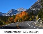 Fall Road Trip In California's...
