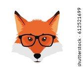 hipster style design | Shutterstock .eps vector #612521699
