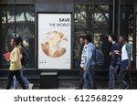 global environment ecology... | Shutterstock . vector #612568229