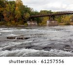 Ohiopyle In Pennsylvania On Th...