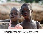koutammakou  togo   jan 13 ... | Shutterstock . vector #612598895