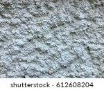 texture cement background | Shutterstock . vector #612608204