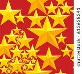 stars  vector seamless pattern