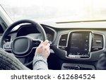 Driving Hybrid New Luxury Suv...