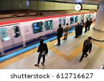 istanbul  turkey   march 20 ... | Shutterstock . vector #612716627