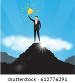 business characters.... | Shutterstock .eps vector #612776291