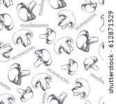 vector background with... | Shutterstock .eps vector #612871529
