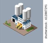 vector illustration of the... | Shutterstock .eps vector #612887291