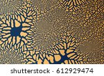 organic pattern | Shutterstock .eps vector #612929474