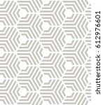 seamless geometric pattern.... | Shutterstock .eps vector #612976601
