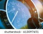 Round Speedometer Macro. The...