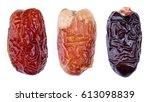 different types of premium... | Shutterstock . vector #613098839