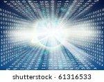 high energy generate new... | Shutterstock . vector #61316533