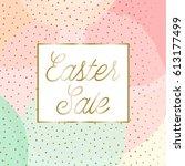 Easter Sale Poster Brochure...