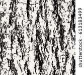 texture bark shape with... | Shutterstock .eps vector #613183499