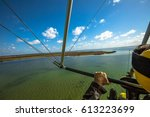 Top View Of Lake Sibaya In...