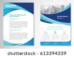 template vector design for... | Shutterstock .eps vector #613394339