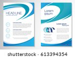 template vector design for... | Shutterstock .eps vector #613394354