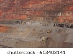 Small photo of Quarry, ore mining and processing enterprise for the extraction and enrichment of ferruginous magnetite quartzites with the production of iron ore concentrate and blast furnace agglomerate, Excavator