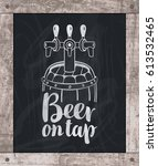 vector banner with inscriptions ...   Shutterstock .eps vector #613532465