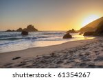 Pfeiffer Beach In Big Sur Is A...