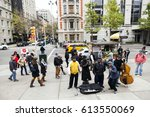 New York   Nov 10  Street...