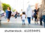 london  uk   september 8  2016  ... | Shutterstock . vector #613554491