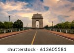 India gate a war memorial built ...